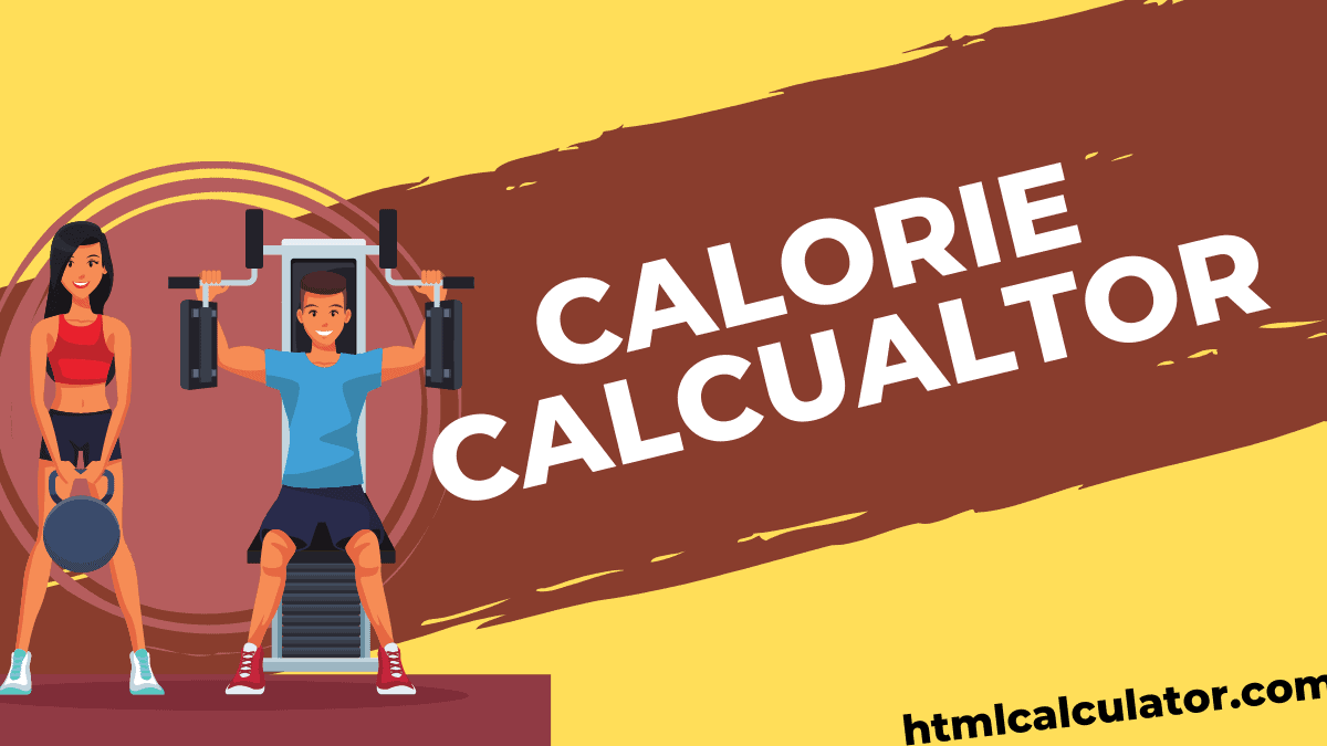 daily calorie requirement calculator