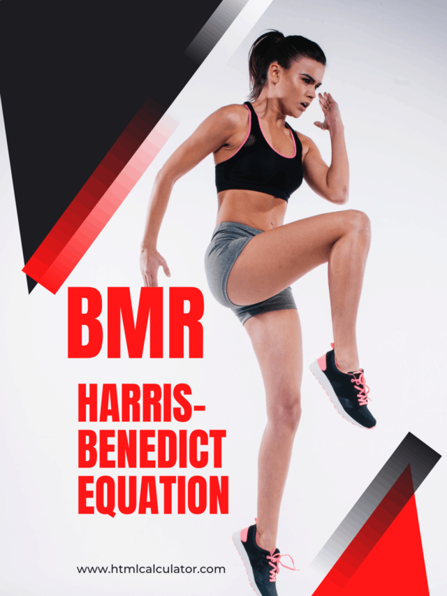 What is harris-benedict formula for?