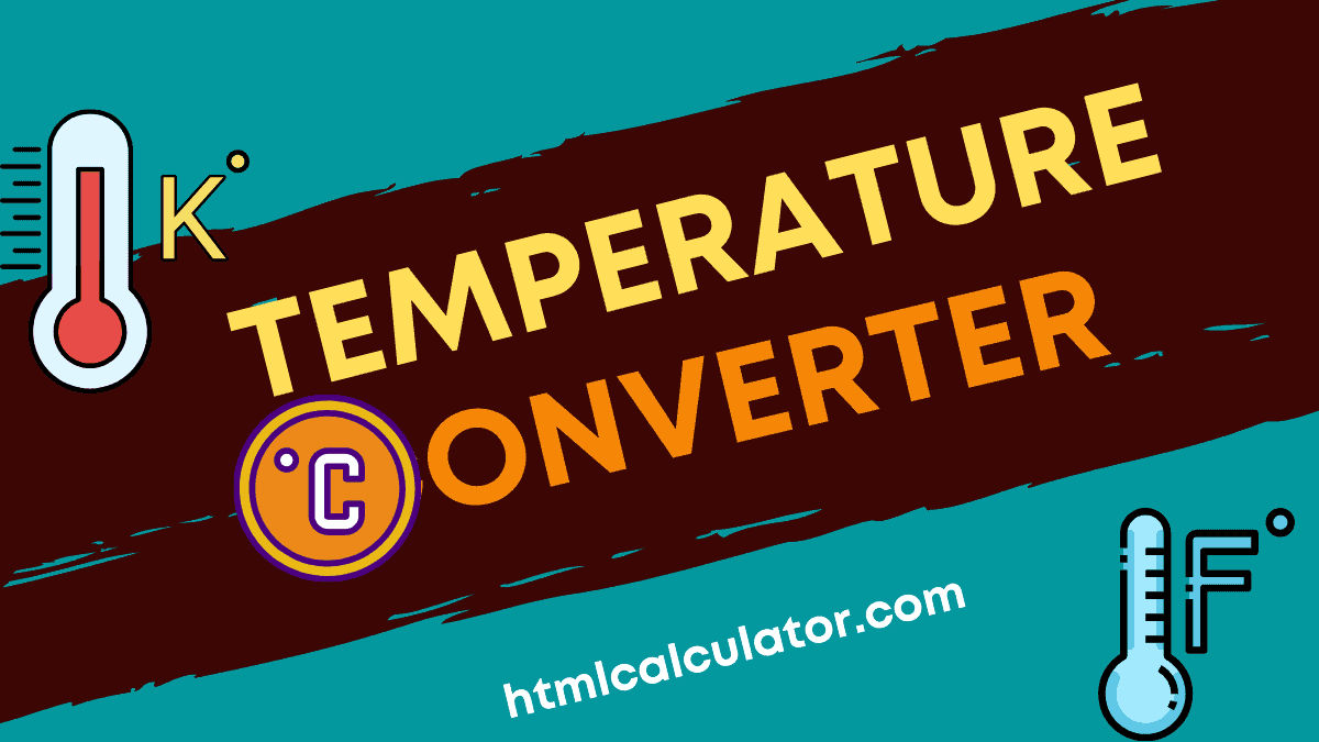 fast temperature converter
