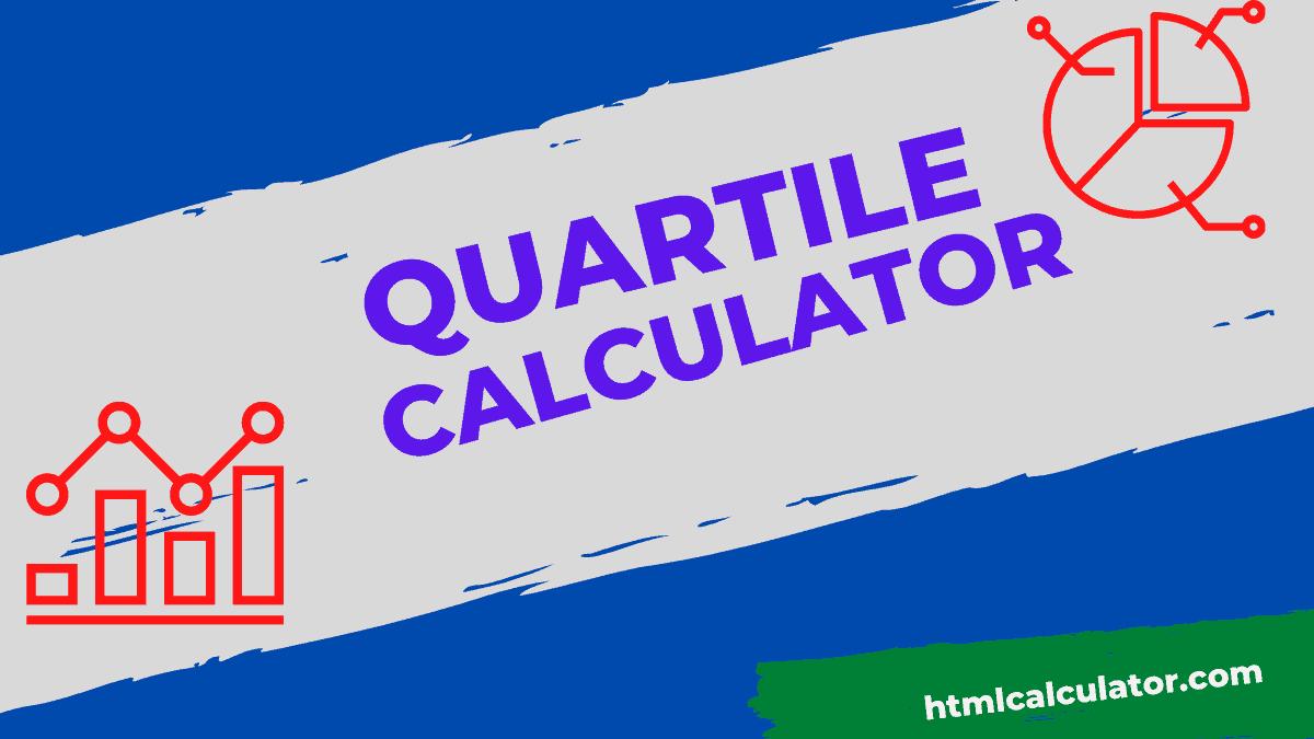 quartile calculator